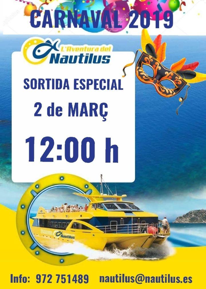 carnaval- nautilus